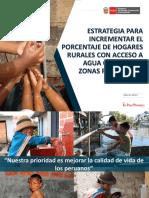 PNSR 2019 Estrategia Cloración