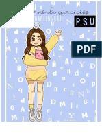 Libro Ejercitacion PSU Conectores