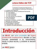 7. Estructura de Fallos