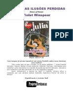 Super Julia 32 - A casa das ilusões perdidas - Violet Winspear