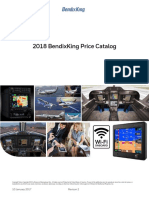 AVIALL BendixKing 2018 List Price Catalog