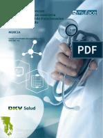 Cuadro médico DKV MUFACE Murcia