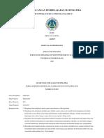 Silabus Matematika SMP ( Persamaan Kuadrat ).docx