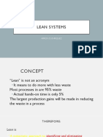 5 Lean Systems