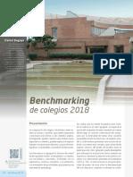 Benchmarking de Colegios 2018