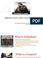 Arbitration Lecture