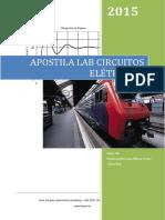 Apostila Laboratório de Circuitos Elétricos i 2015