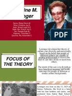 Madeleine Leininger PPT
