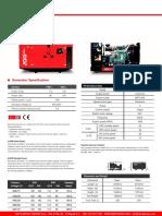 Datasheet Genset ABC Ac100