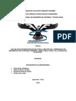 Proyeccion Social Plan de Proyeccion (2)