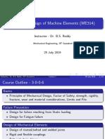Design of Machine Elements