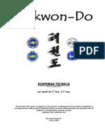 DispensaTecnica Tkd Rev11-2013 Boscari Maniero Mandosio