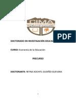 Importancia Del Dominio Del Doble Objeto de Estudios