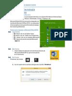 Guia 3 Microsoft Word 2016