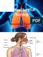 Medical Surgical Nursing - Masteral