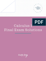 CALCULUS PASTHO