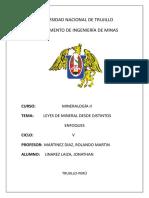 LEYES DE MINERAL.odt
