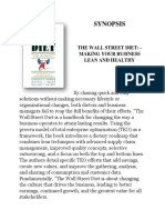 the wall street diet synopsis.docx