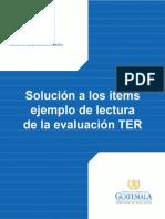 Solucion Items LEC TER-A