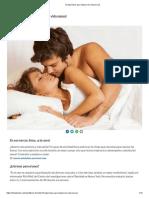 10 Ejercicios Que Mejoran Tu Vida Sexual