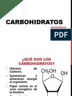 carbohidratos bioquiìmica