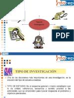 2. Tipos de Investigacion