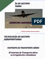 2019 - 1 Contrato de Transporte Aéreo