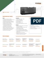 Data Sheet Generac SWY400 v.2018