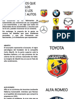 Significados de Emblemas de Autos