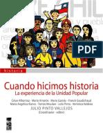 La experiencia de la Unidad Popular