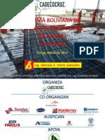 nueva norma boliviana de hormigón estructural