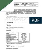 Ficha Tecnica Propilenglicol Usp