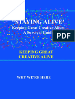 Selling Creative Workshop Presentation