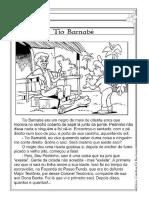 textos narrativos de Monteiro  Lobato