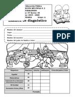 ExamenDiagnostico MEDIO 3er19-20MEEP