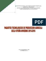 PAQUETES O-I 2015-2016