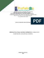 Dissertação PDF (1)MÍNIMAS PALAVRAS, MÁXIMA EXPRESSÃO