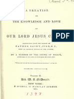 Fr. Jean-Baptiste Saint-Jure - A Treatise on the Knowledge and Love of Our Lord Jesus Christ - II