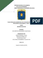 Informe Rocas