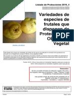 Listado Protecciones TOV 2019 4