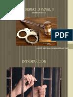 Derecho Penal Dos Primer Parcial (1)