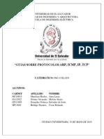 Desarrollo de Guias Tcp Ip1