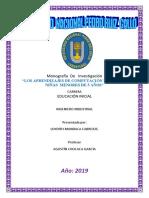 Monografia de Investigacion