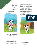 Clemencia La Vaca Que Queria Ser Blanca