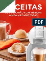eBook Receitas Nescafé®  Dolce Gusto®