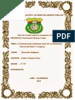 Unstitucion Villanueva Pinillos