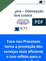 Seis Sigma Otimização Dos Custos. ALBERTO PEZEIRO Sócio-Fundador e CEO - PDF