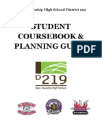 D219 Student Coursebook & Planning Guide 2019-2020