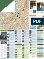 Chemnitz Touristischer Stadtplan