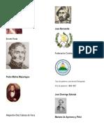 Presidentes de Guatemala Desde El Inicio Hasta El Final